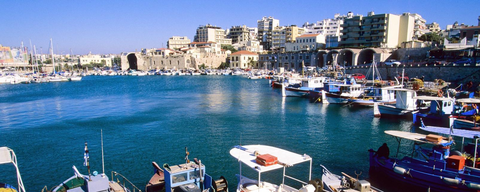 Orasul Heraklion - Creta