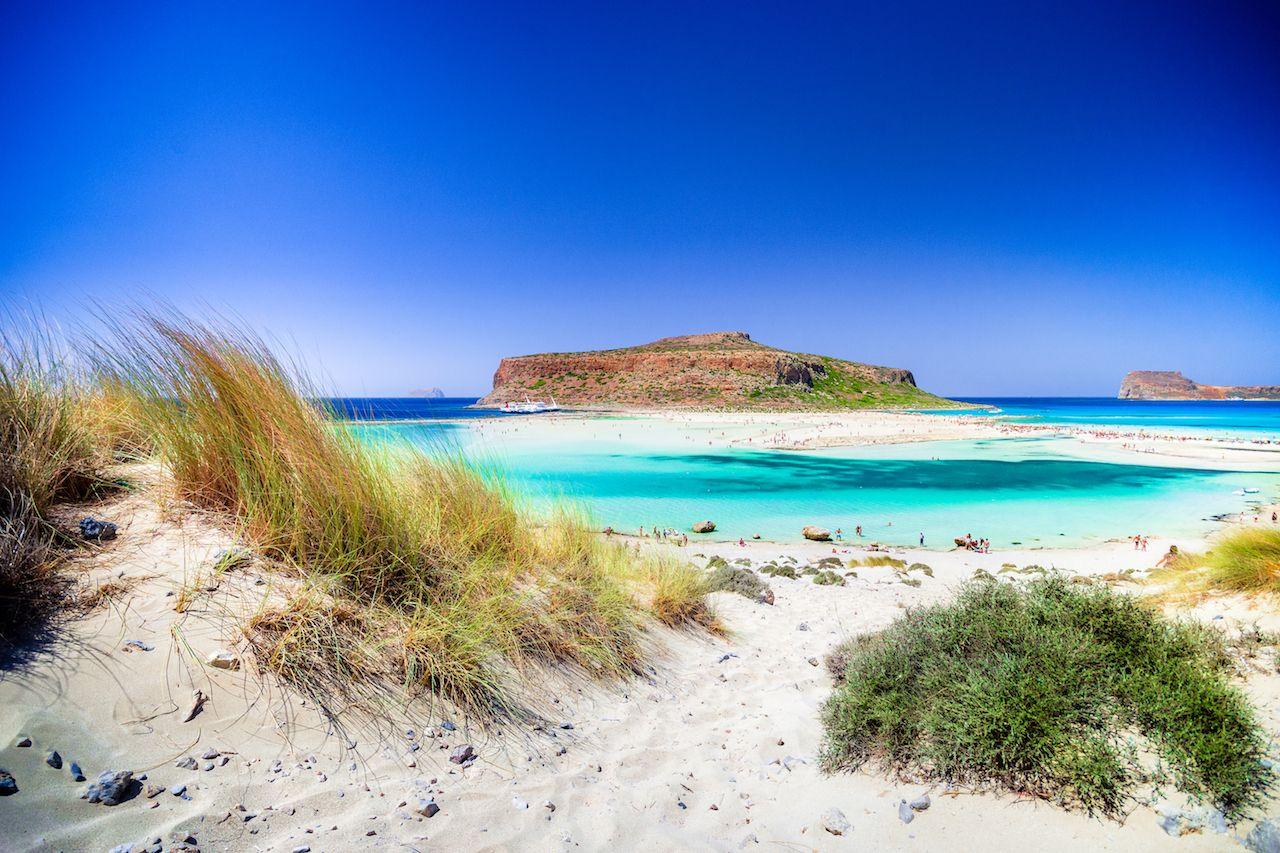 Vacanta vara Creta- printre cele mai sigure destinatii de vacanta