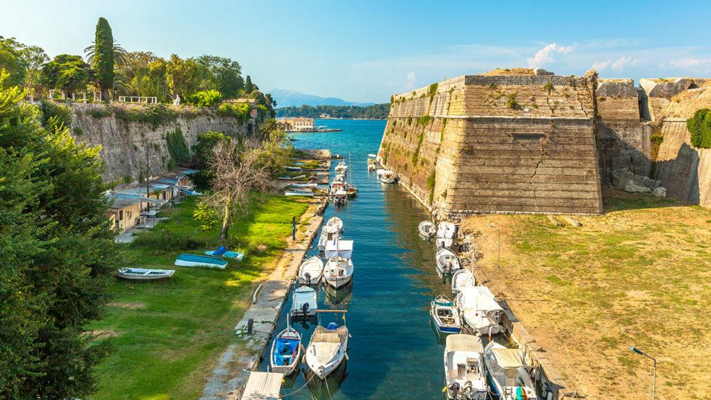 Atractii in Corfu Town