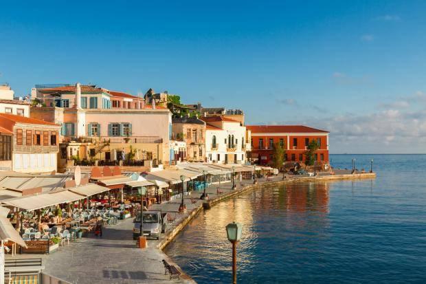 Chania- sejur Creta