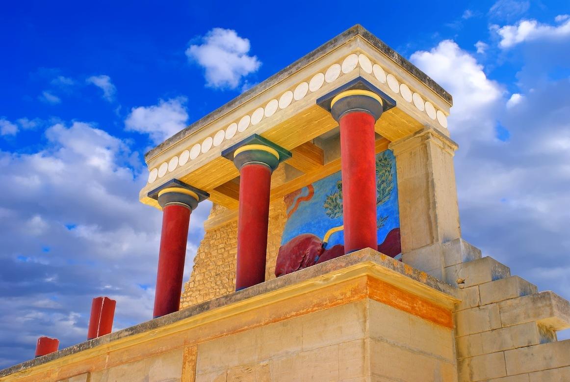 sejur in Creta- knossos